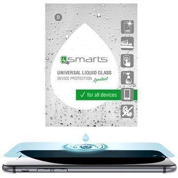 4smarts Liquid Glass Yleiskäyttöinen Näytönsuoja