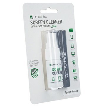 4smarts Screen Cleaner Spray