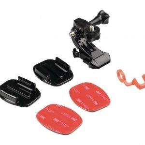 Action-kameran kypäräkiinnityssarja lisätarrasarja