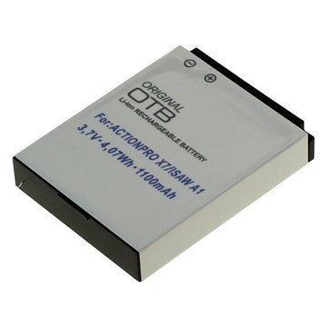 Actionpro X7 Battery 1100mAh