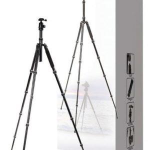 Ammattitason kolmijalka kameroille ja videokameroille