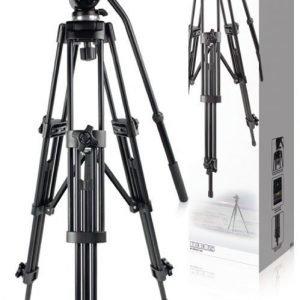 Ammattitason kolmijalka videokameroille