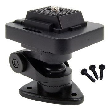 Arkon CMP128 Multi-Angle Camera Car Holder Adhesive / Screw Mount