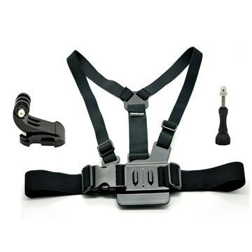 Arkon Chest Strap GoPro HERO3+ GoPro HERO3 Sony Action Cam
