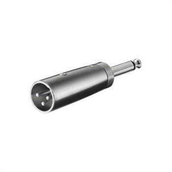 Audio Adapteri 3P XLR / 6