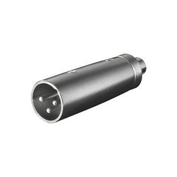 Audio Adapteri 3P XLR / RCA