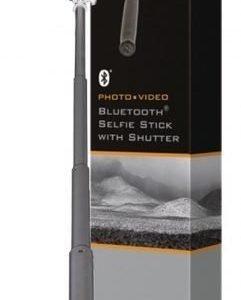 Bluetooth® 3.0 -selfie-tikku jossa on laukaisin ja kierrelukitus