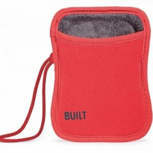 Built NY Hoodie Compact Camera Case Formula 1 red