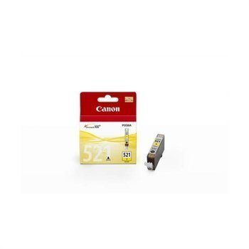 CANON CLI-521Y NR. 521 2936B001AA Inkjet Cartridge CANON PIXMA IP 3600 Yellow