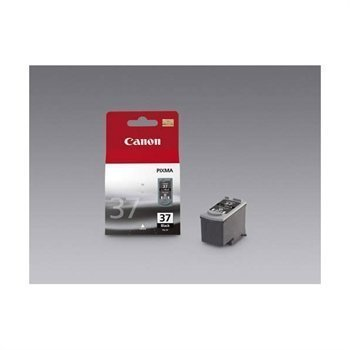 CANON PG-37 Inkjet Cartridge CANON PIXMA IP 1800 PIXMA MP 140 Black