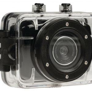 """Camlink 720p Hd Action-Kamera 2"""" Kosketusnäytöllä"""