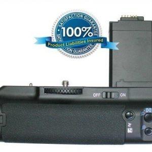 Canon 1000D 500D Eos Rebel Xsi 450D akkukahva