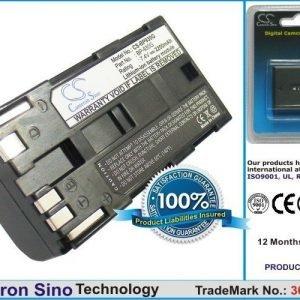 Canon BP-930G yhteensopiva akku 2200 mAh