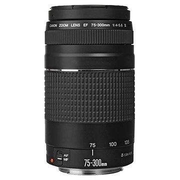 Canon EF 75-300mm f/4-5.6 III USM Objektiivi