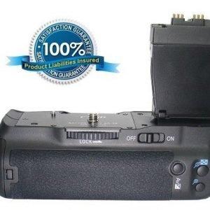 Canon EOS 550D akkukahva
