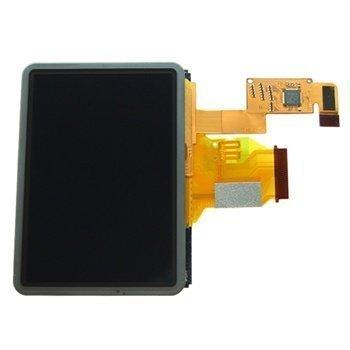 Canon EOS 650D LCD-näyttö