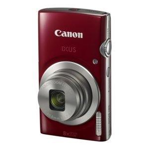 Canon Ixus 185 Digikamera Punainen