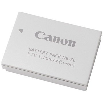 Canon NB-5L Battery PowerShot SX230 SD990 IS