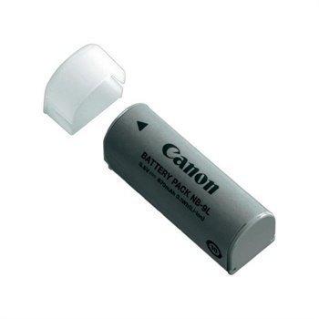 Canon NB-9L Akku PowerShot N Facebook ready ELPH 530 HS