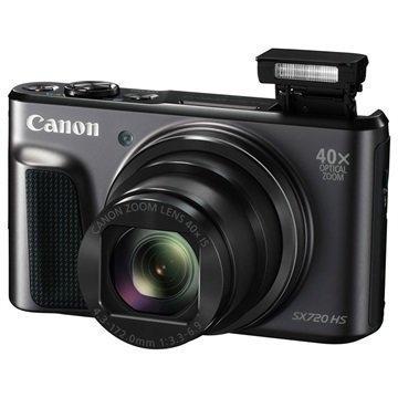 Canon PowerShot SX720 HS Digitaalikamera Musta