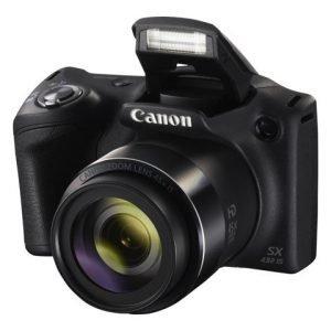 Canon Powershot Sx430 Digikamera Musta