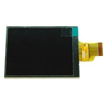Casio Exilim Zoom EX-ZS6 LCD Näyttö