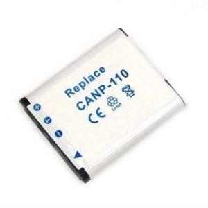 Casio NP-110 / JVC BN-VG212 Akku 950mAh