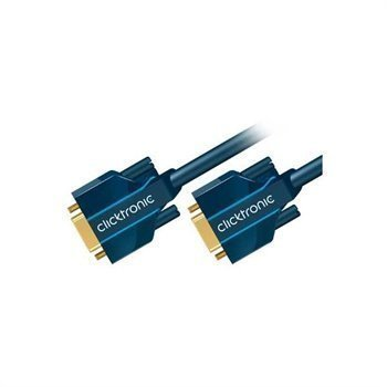 Clicktronic VGA / VGA Connection Cable 5m