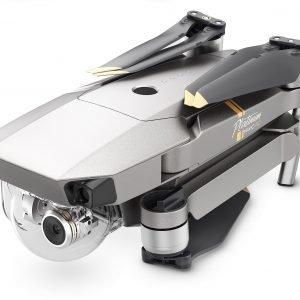 Dji Mavic Pro Platinum Fly More Combo Nelikopteri