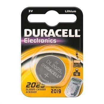 Duracell CR 2025 D 1-BL Paristo 140 mAh