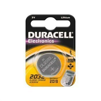 Duracell CR 2032 D 1-BL Battery 230 mAh