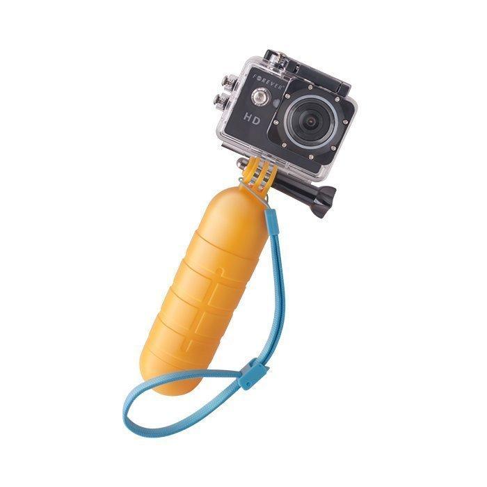 Forever GoPro tai muun yhteensopivan urheilukameran kelluke