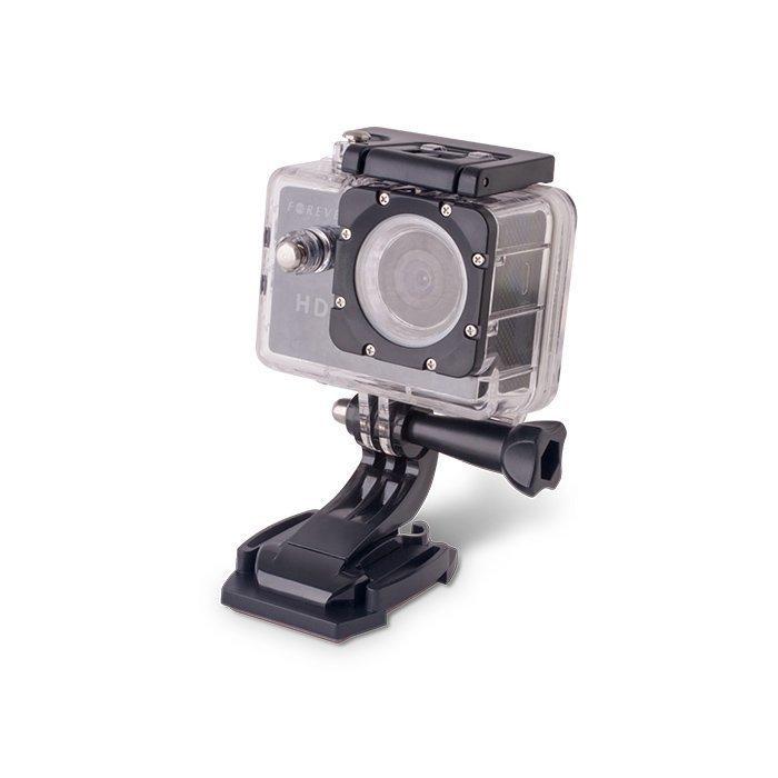 Forever GoPro tai muun yhteensopivan urheilukameran kypäräkiinnike
