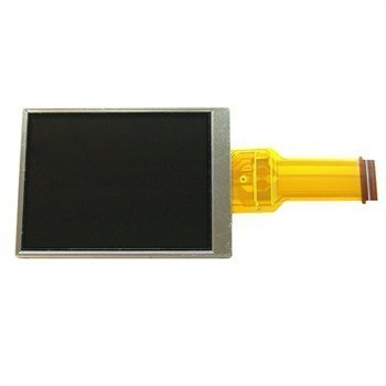 FujiFilm FinePix Z35 Pentax Optio W80 LCD Näyttö