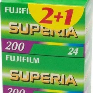 FujiFilm ISO200 24 - 3 pack