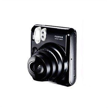 Fujifilm Instax 50S Instant kamera Pianomusta