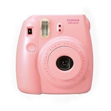 Fujifilm Instax Mini 8 Instant Camera Pink