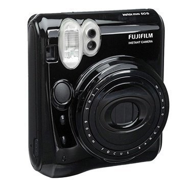 Fujifilm Mini 50S Instax Camera Piano Black