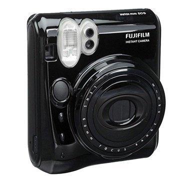 Fujifilm Mini 50S Instax Camera Piano Black