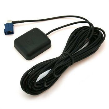 GPS Antenna Black 5m