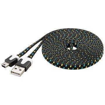 Goobay USB 2.0 / Mini-B Kaapeli Musta