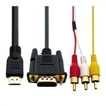 HDMI AV / VGA -Kaapeli