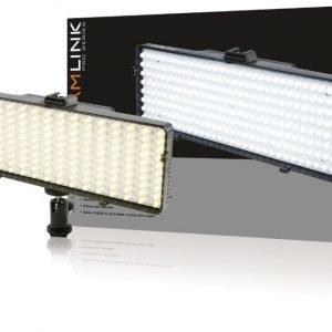 Himmennettävä LED lamppu 256 LEDiä