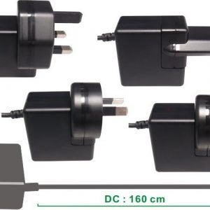 JVC AP-V12 kameran laturi
