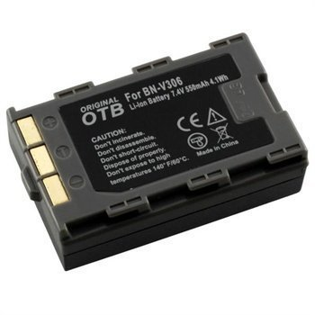 JVC BN-V306 Battery Black 550 mAh