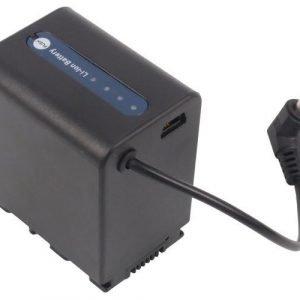 JVC BN-VG121 BN-VG121U BN-VG121SU BN-VG121US With Cable akku 3000 mAh