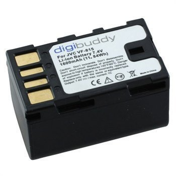JVC GR-D720 GZ-MG130 Battery