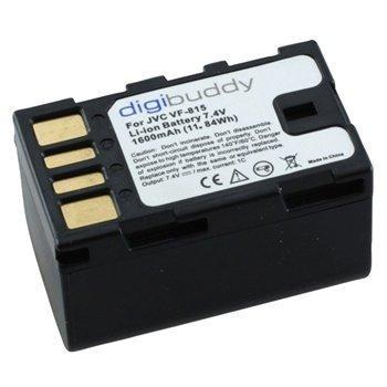 JVC GR-D720 GZ-MG130 Battery