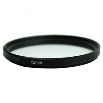 Kameran Linssin UV Suojafiltteri 52mm