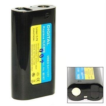 Kodak Klic-8000 / Ricoh DB-50 Akku 750mAh